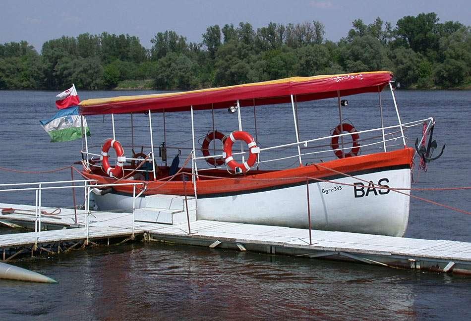 Barca BAS - al rifugio a Ciechocinek / Polonia (10×6)