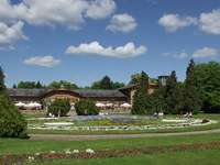 Park Zdrojowy in Ciechocinek