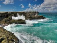 North Point Cliffs - Barbados