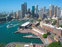Harbour City - Sydney (Australia)