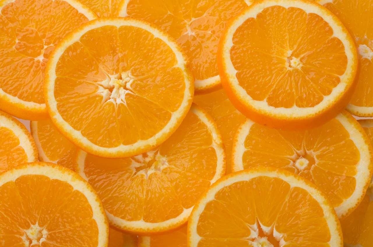 Oranges - An orange is a type of citrus fruit. Oranges are widely grown in warm climates worldwide, and the flavours of orange vary from sweet to sour. Oranges originated in southeast Asia, in either India, Vie (10×7)