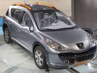 Concept Peugeot 207 SW Εξωτερική