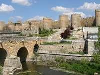 Stadtmauern von Avila (Spanien)