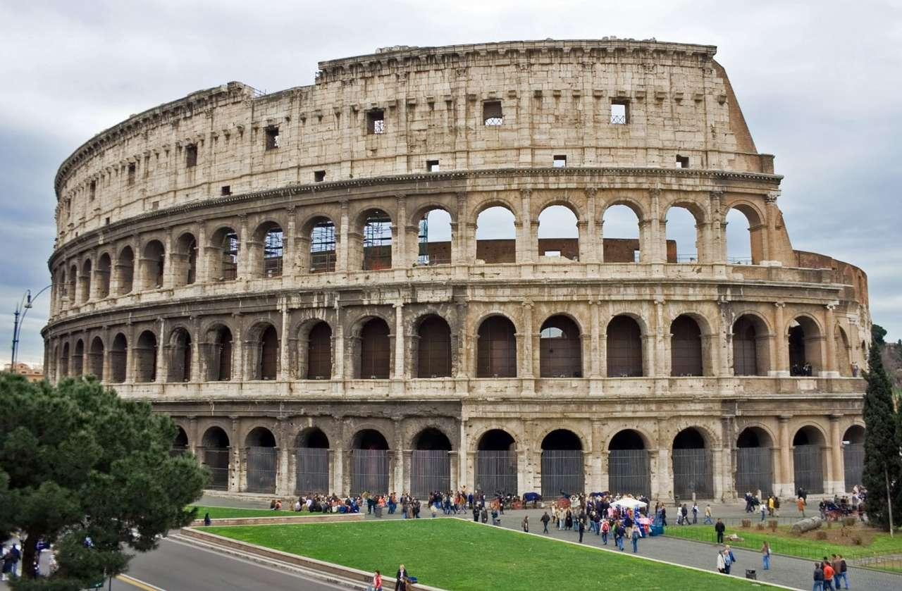 Colloseum in Rome (Italy) puzzle