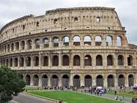 Colosseum i Rom (Italien)