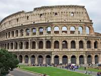 Colosseumul din Roma (Italia)