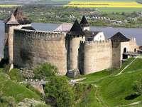 Khotyn Fortress (Ukraine)