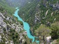 Verdon Gorge (France)