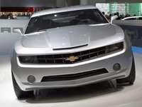 Chevrolet Camaro Coupe Concept