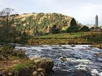 Glendalough (Irlande)