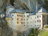 Predjama Castle (Slovenië)