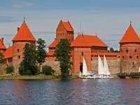 Trakai Island Castle (Lithuania)