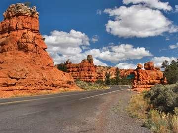 Red Canyon, Utah (USA)