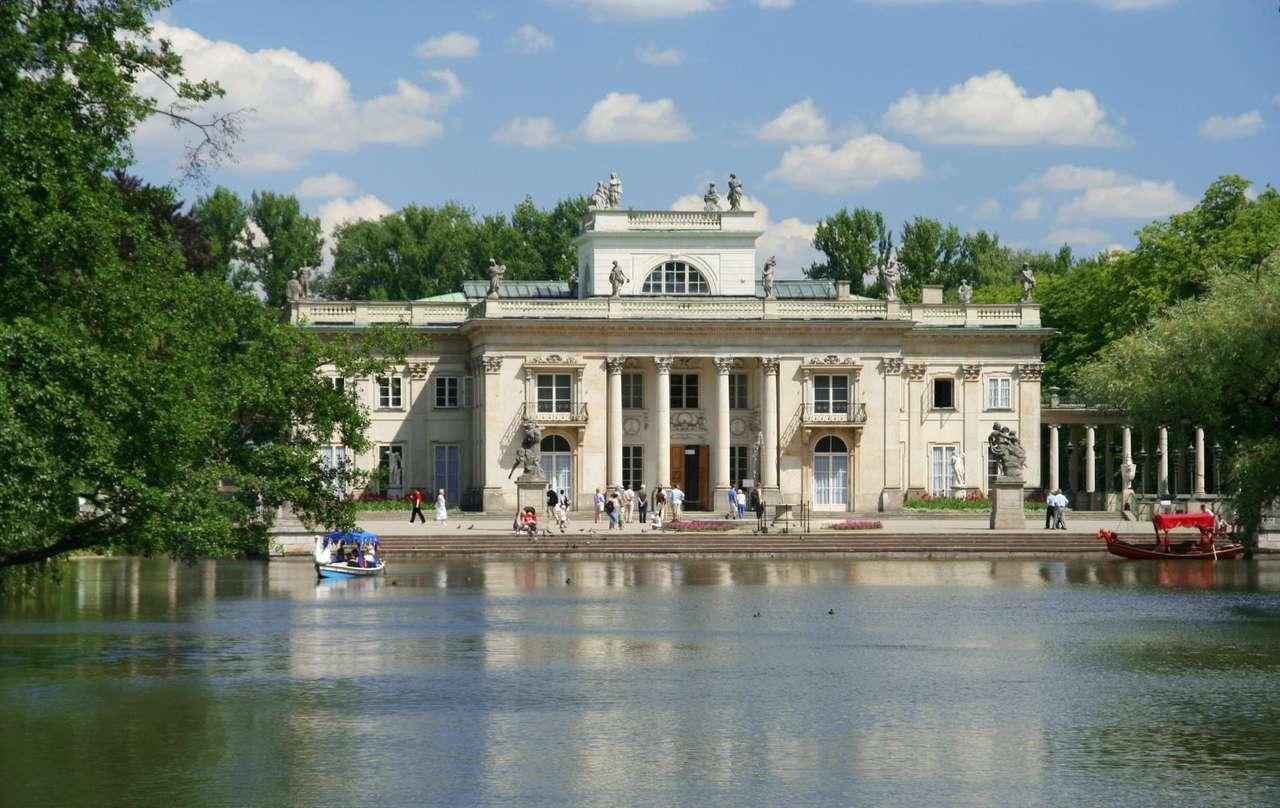 Palazzo sull'acqua (Polonia)