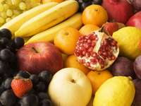 Fresh and healthy fruits