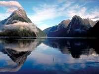 Milford Sound (Nový Zéland)
