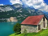 Walen Lake (Švýcarsko)