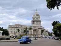 El Capitolio à La Havane (Cuba)