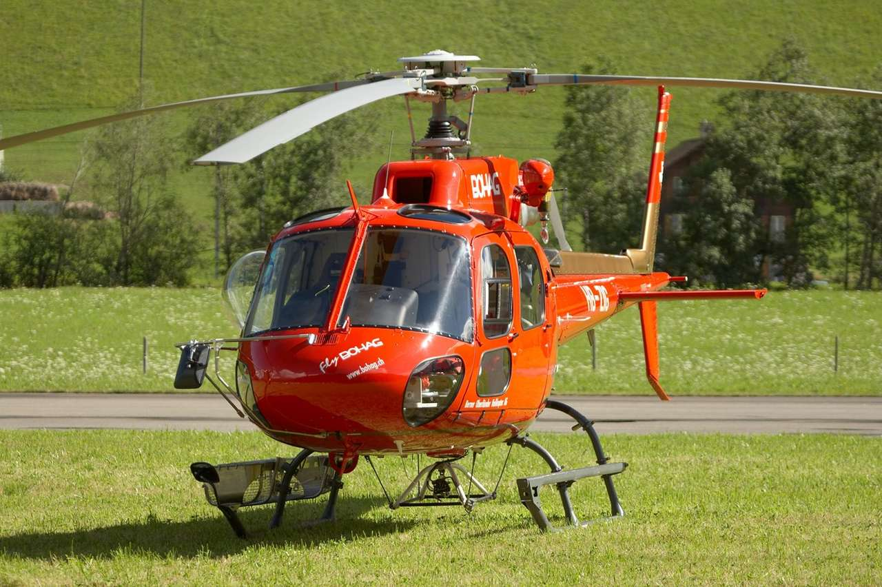 Eurocopter AS350 Ecureuil