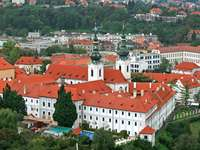 Strahov Monastery (Czech Republic)