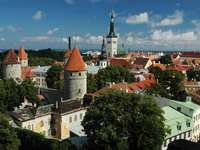 Old Town of Tallinn (Estonia)