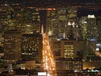 San Francisco's Financial District (USA)