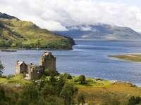 Eilean Donan Castle (Spojené království)