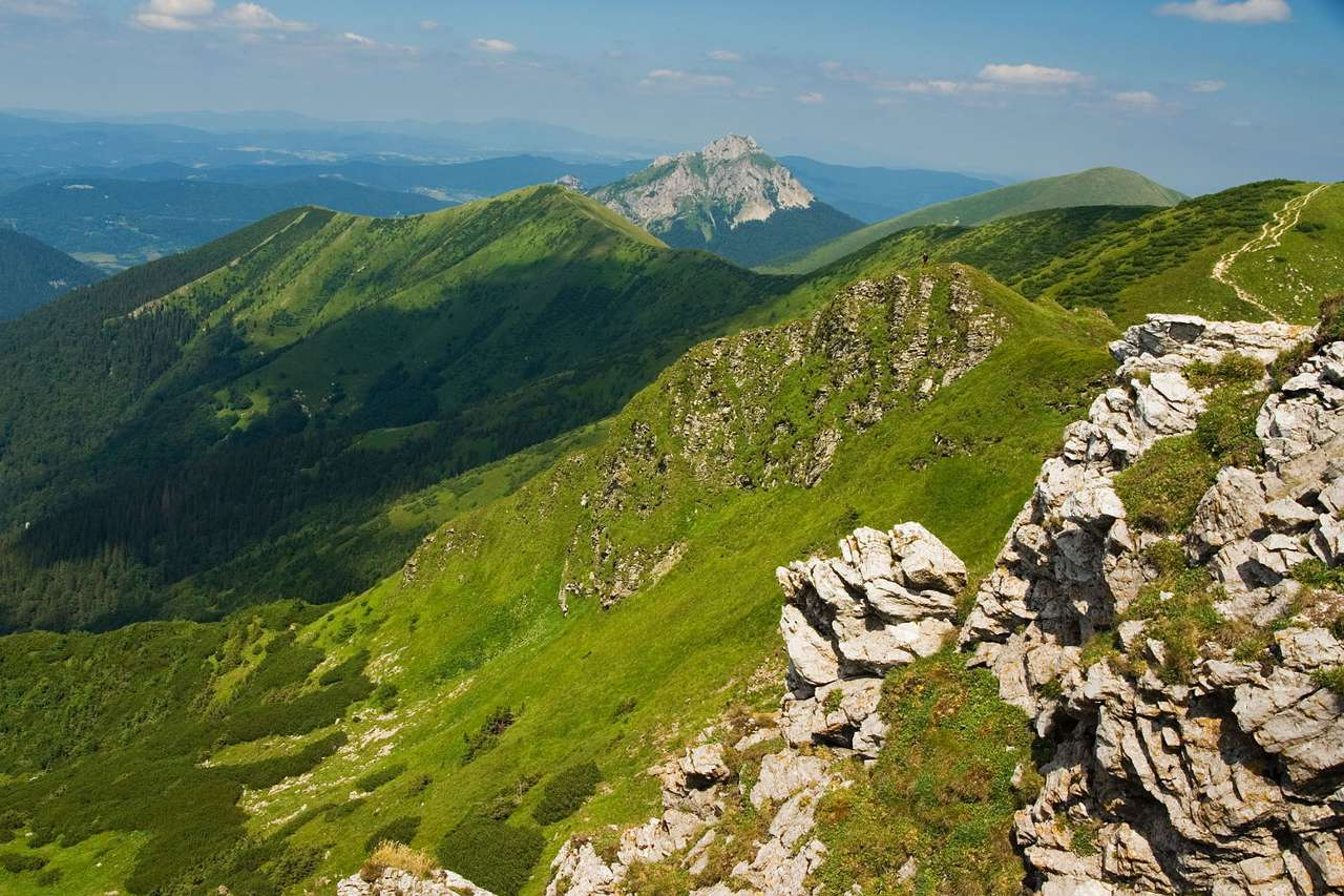 Mountain Landscape (Slovakia)