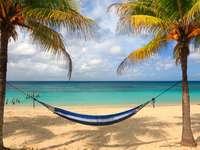 Плаж на Роатан (Хондурас)