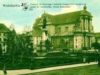 Monumento di Adam Mickiewicz