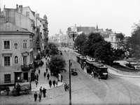 Krakowskie Przedmiescie utca