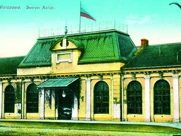 Kalisz Railroad Station