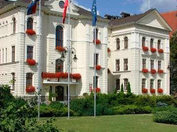 Town Hall in Bydgoszcz (Poland)