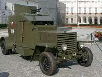 Carro blindado Peugeot 1918