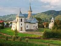 Kostel v Rumunsku