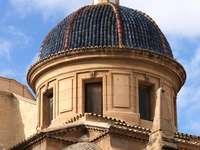 Basilica in Elche (Spain)