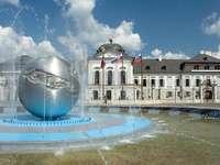 Grassalkovich-palatset i Bratislava (Slovakien)