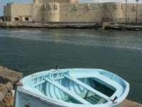 Pevnost Qaitbay (Egypt)