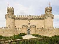Castle of Manzanares El Real (Spain)