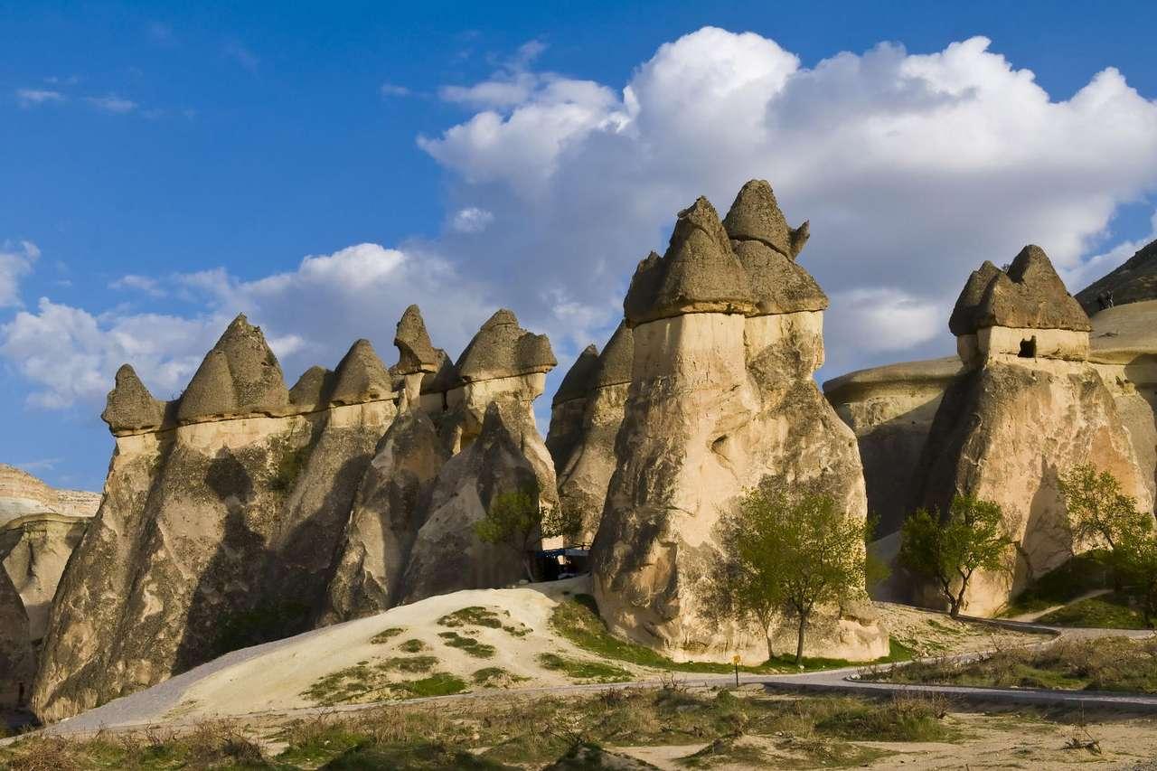 Fairy chimneys (Turkey)