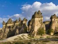Chimeneas de hadas (Turquía)