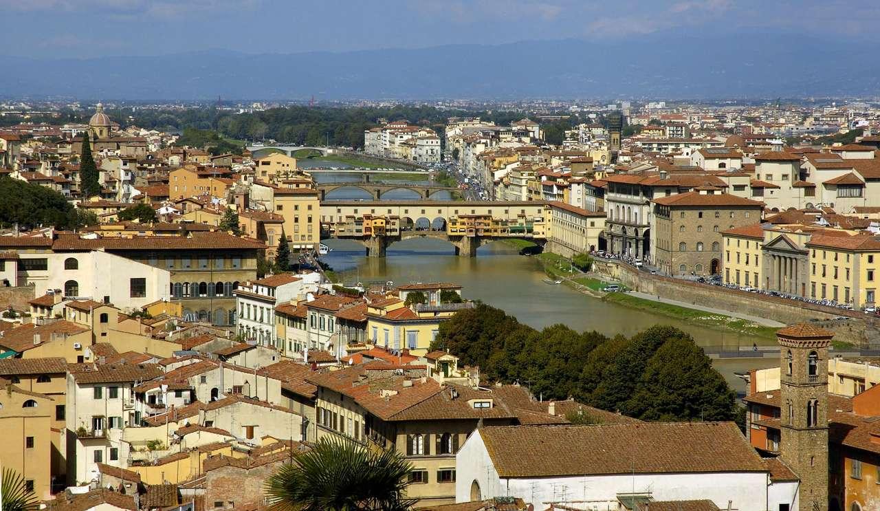 Florencie (Itálie) online puzzle