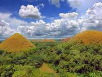 Chocolate Hills (Philippinen)