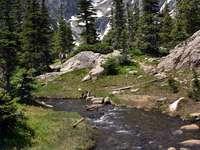Скалистите планини в Колорадо (САЩ)