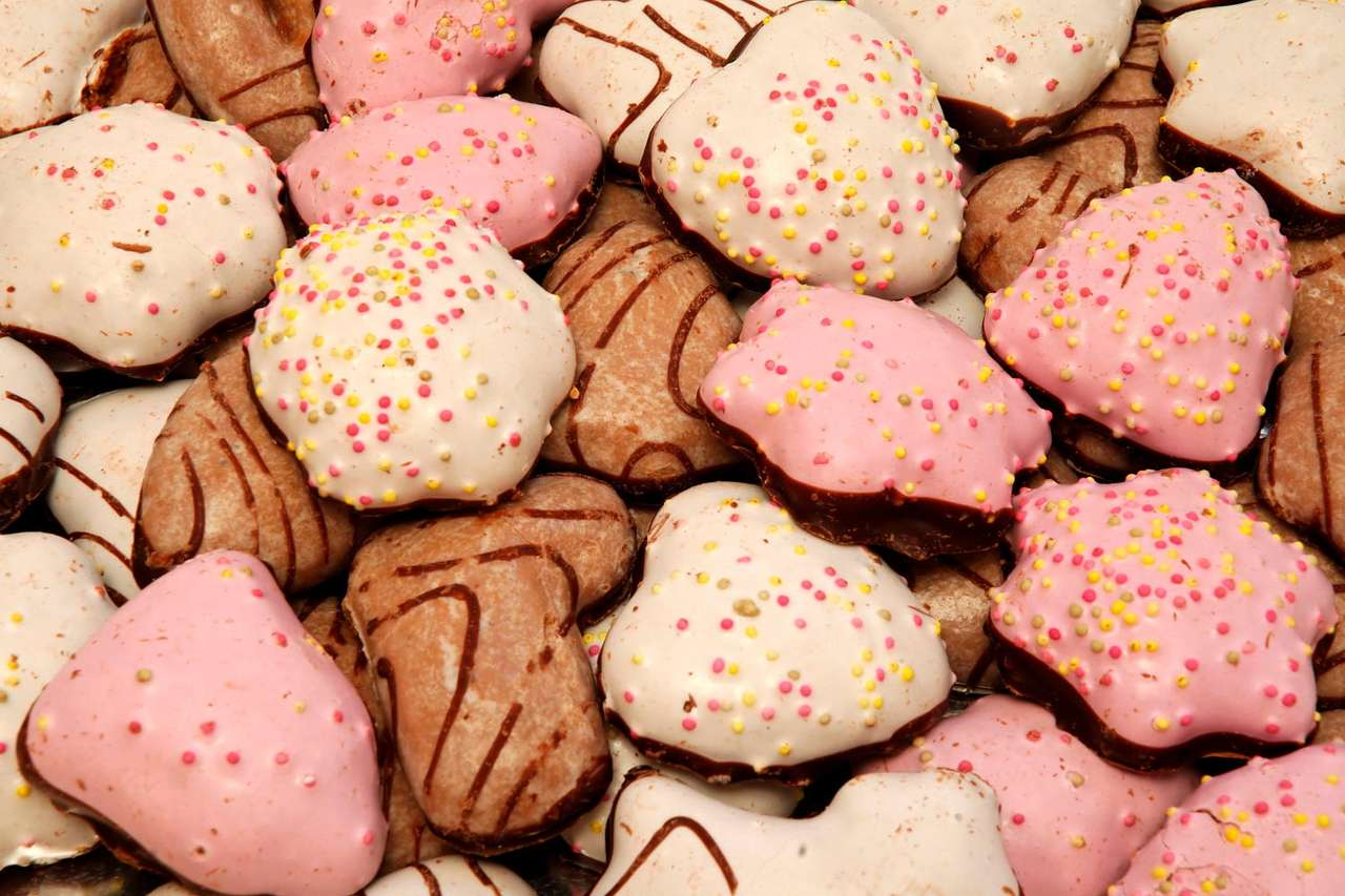Sockerbelagda kakor