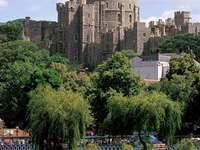 Round Tower at Windsor Castle (United Kingdom)