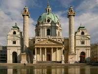 St. Charles Boromeo's Church (Austria)