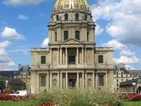 Les Invalides in Parijs (Frankrijk)