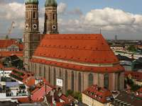 Cathedral in Munich (Germany)