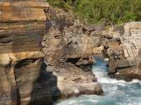 River in Abisko National Park (Sweden)
